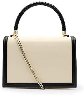 Elisabetta Franchi Luxury Fashion Donna BS22A01E2E84 Bianco Borsa A Mano |
