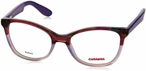 bfe0eff23 Carrera Carrerino 50 Eyeglass Frames CARRE50-0WBN-4717 - Violet Striped  Frame, Lens