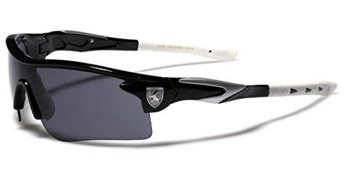 Premium Half Frame Sports Cycling Baseball Sunglasses - - Sunglasses Baseball Cheap