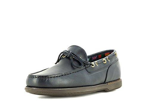Seaside Color EU Náutico Hombre para 45 Zapato Azul 0rI8qr