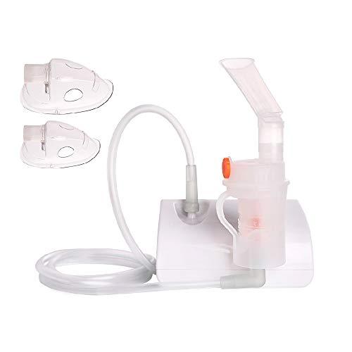 Portable Mini Cool Mist Compressor for Home Use Travel Use (Mini Portable Nebulizer)