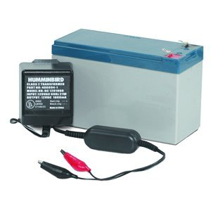 Humminbird 7700281 GCBK CSB GP1272 Portable AGM Battery and Charger-Color may vary