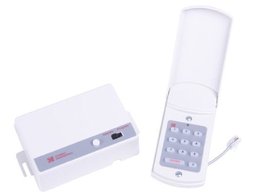 Pack Dominoes (Domino Hardwired Universal Keypad Keyless Entry Hard Wired GD1 GD-1)