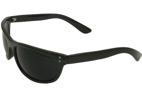 G&G MIB Mens Black Sunglasses Dark - In Black Sunglasses Men