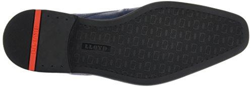 Lloyd Damien, Zapatos de Cordones Derby para Hombre Azul - Blau (Ocean 9)