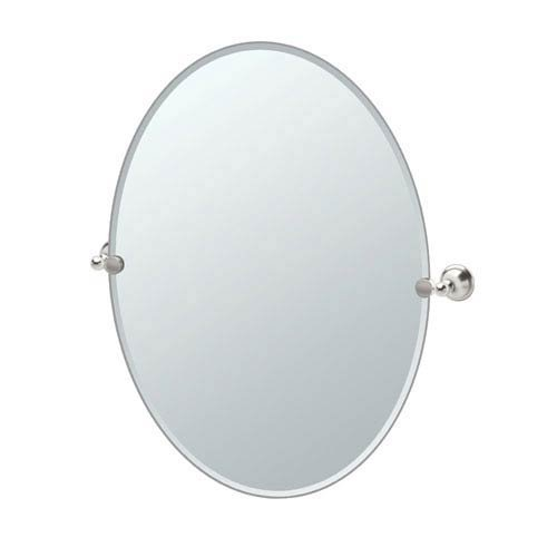 Frameless Bath Mirrors (Tilting Wall Mirror)