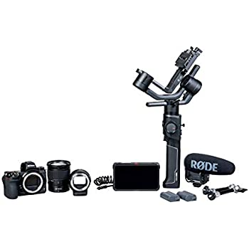 Amazon.com : Z6 Filmmaker's Kit : Camera & Photo