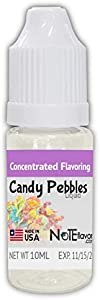 Sweepstakes: NoTE Flavors Liquid Candy Pebbles
