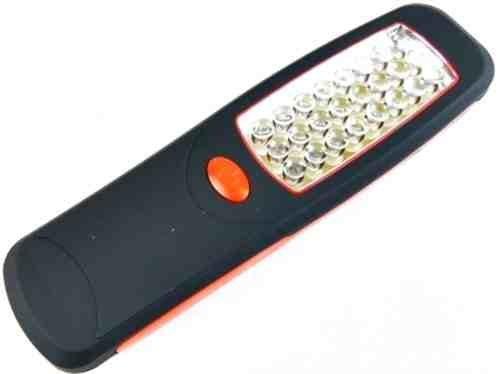24 LED MemoryCapital L/ámpara de inspecci/ón magn/ética o para colgar