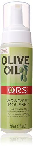 Organic Root Olive Oil (Organic Root Stimulator Olive Oil Hair Wrap Set, 7 Ounces)