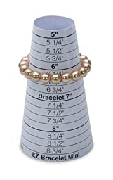 Ez Sizer, Bracelet Mandrel, Travel Size