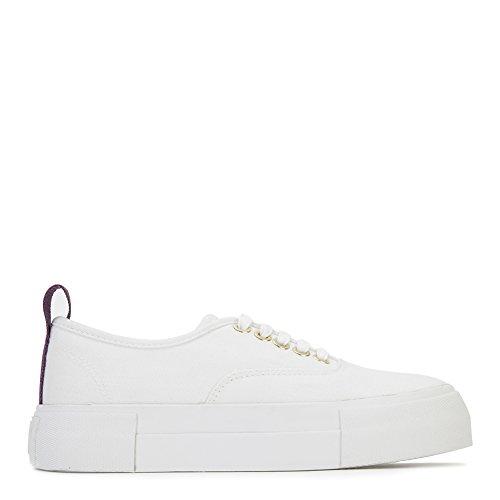 Eytys Unisex Fashion Sneakers Mothercanvas Wit Maat Eu 40