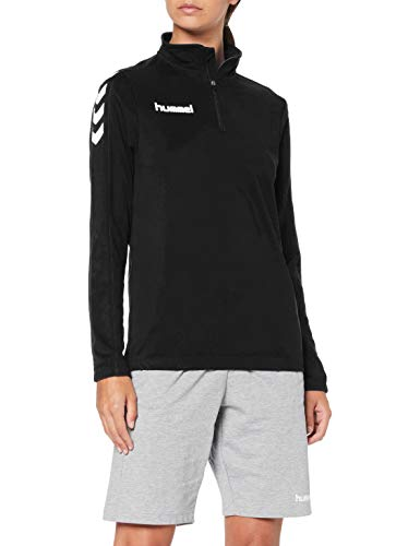 Hummel CORE POLY HALF ZIP dames sweater