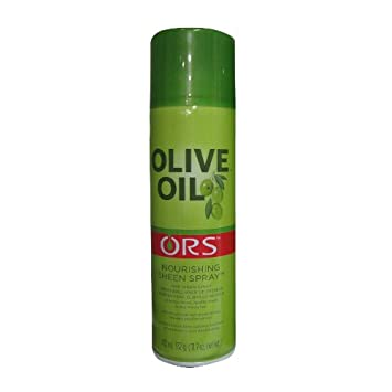 Organic Root Stimulator Olive Sheen Spray, 11.5 oz