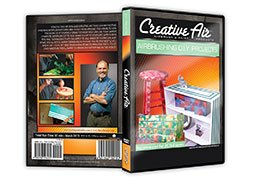 Creative Air with Dan Nelson Airbrushing D.I.Y. Projects DVD