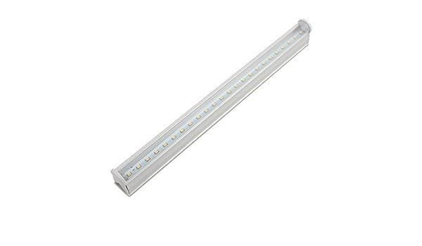 Tubo eDealMax CA 85-265V 4W T5 2835SMD LED integrado lámpara de luz Blanco cálido 30cm Longitud: Amazon.com: Industrial & Scientific