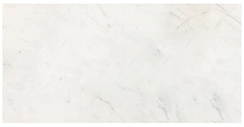 Flooring Marble Polished Daltile - Dal-Tile M313361L Marble Tile Contempo White Polished x 11 7/8