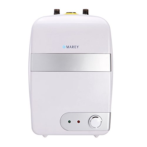 Marey TANK10L Mini Tank, 2.5 gallon/Small, White by MAREY