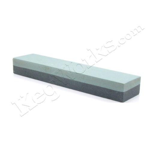 Winco SS-1211 Fine/Grain Knife Sharpening Stone, 12-Inch,Medium by Winco (Image #1)