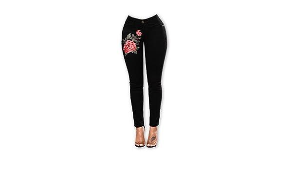 Jeans De Mujer De Moda 2019 Colombianos Levanta Cola at ...