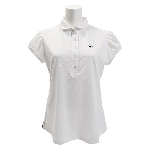 ポロシャツ レディース ビバハート VIVA HEART 2018 春夏 ゴルフウェア L(42) オワイト(005) 012-2744581