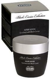 Mon Platin, DSM, Dead Sea Minerals, Black Caviar Hair Mask, 8.5fl.oz 250ml