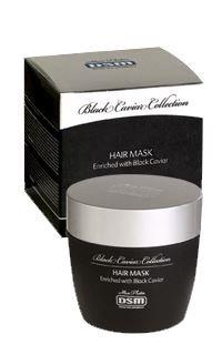 Mon Platin, DSM, Dead Sea Minerals, Black Caviar Hair Mask, 8.5fl.oz/250ml