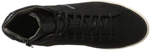 Black Hautes Esprit Femme Miana Sneakers Noir Bootie xAxSYR78