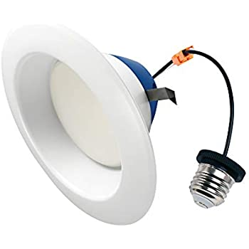 Cree TRDL6-0802700FH50-12DE26-1-11 6 inch retrofit Downlight 75W Equivalent LED Light Bulb Soft White
