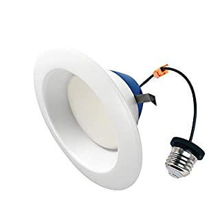 Cree Lighting TRDL6-0802700FH50-12DE26-1-11 6 inch LED Retrofit Downlight 75W Equivalent (Dimmable) 825, lumens, Soft White 2700K