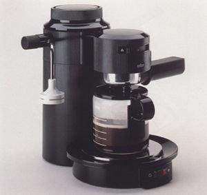 Braun Espresso Master E 200 T Espresso-Maschine Espresso maker