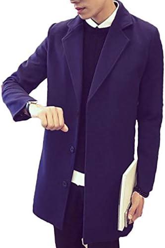 メンズ ジャケット カーディガン ロング丈 薄手 コート ビジネス 紳士服 アウター 389