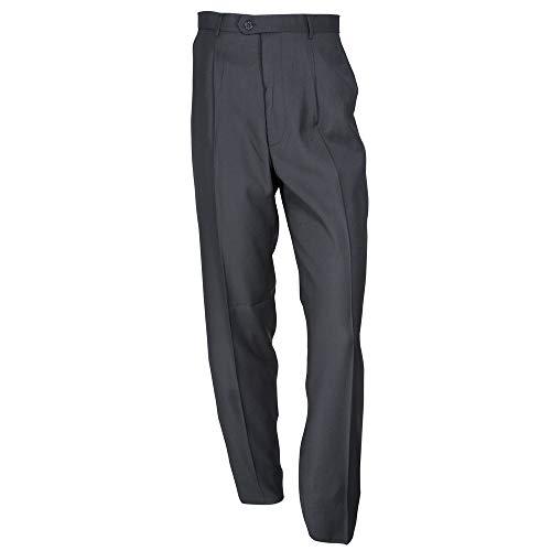 Pantalon Gris À Cityguard Pinces Noir SwPPxqY60n