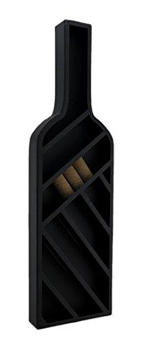 wine bottle wall plaque - 8