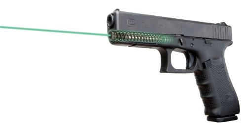 (LaserMax Guide Rod Laser (Green) LMS-G4-17G  For Use With Glock 17/34 Gen 4)