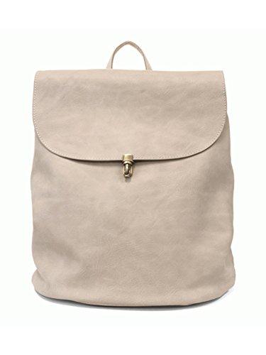 Joy Susan Colette Backpack, Dove Grey, One-Size