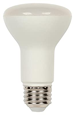 Westinghouse 5305020 50W Equivalent R20 Flood Dimmable Soft White Led Energy Star Light Bulb with Medium Base (6 Pack)