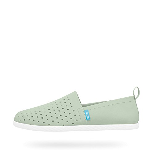 Inheemse Mens Venetië Slip-on Thee Groen / Shell Wit