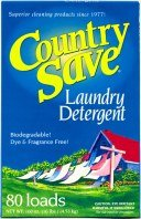 Detergent Country Powdered Save - Country Save All Natural Laundry Detergent 5 lb Box (Pack of 2)