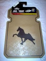 Tennessee Walking Horse Auto Floor Mats Car Or Truck