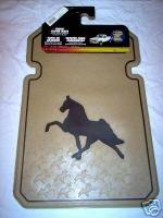 Amazon Com Tennessee Walking Horse Auto Floor Mats Car Or