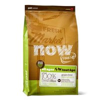 NOW! 152313 Fresh Grain Free Small Breed Adult Dog Food, 25-Pound Bag, My Pet Supplies
