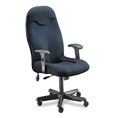 Tiffany Metal Workstation - MLN9413AG2110 - Mayline Ortho Comfort Executive High-Back Chair