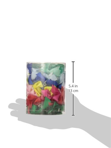 Aria Ribbon with Tulle Bows for Dogs, 100-Piece Canisters by Aria (Image #3)