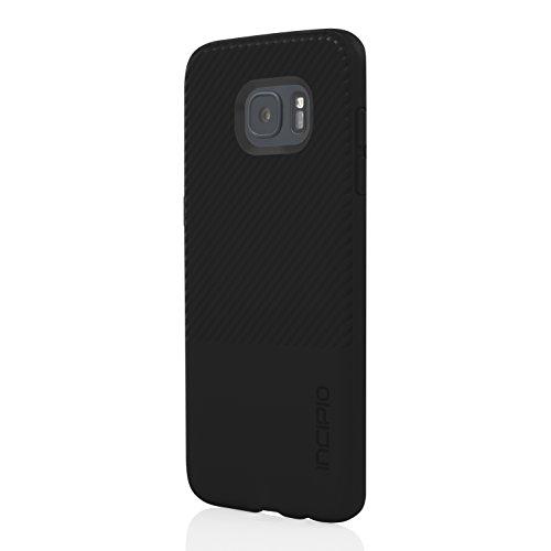 (Incipio Twill Block Case fore Samsung Galaxy S7 edge Smartphone - Black)