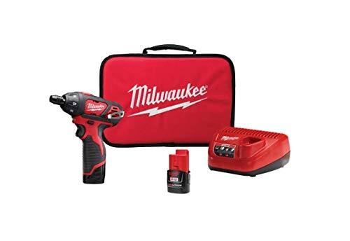 Milwaukee M12 12-Volt Lithium-Ion 1/4 in. Hex Cordless Screw