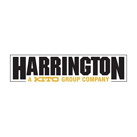 8.1 Headroom 1//4 Ton Capacity 10 Lift Harrington LX Lever Hoist 5.9 Lever Length Hook Mount 0.8 Hook Opening