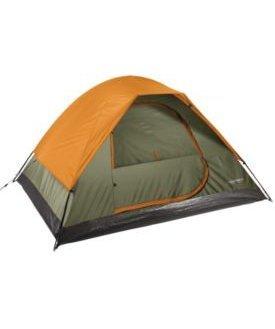 Field u0026 Stream 3 Person Dome Tent (Orange)  sc 1 st  Amazon.com & Amazon.com: Field u0026 Stream 3 Person Dome Tent (Orange): Sports ...
