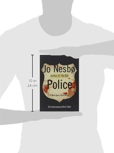 Police: A Harry Hole Novel (Harry Hole Series)