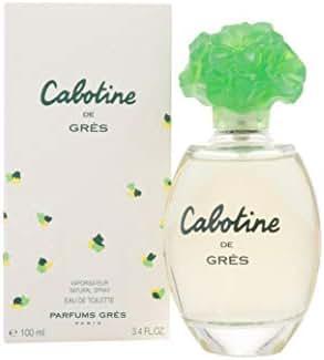 Cabotine Women Eau De Toilette Spray by Gres, 3.4 Ounce